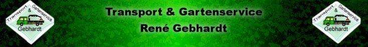 Transport und Gartenservice Gebhardt – Berlin